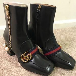 New GUCCI Peyton boots size 38